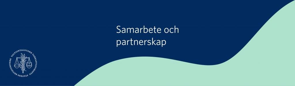 Samarbete och partnerskap